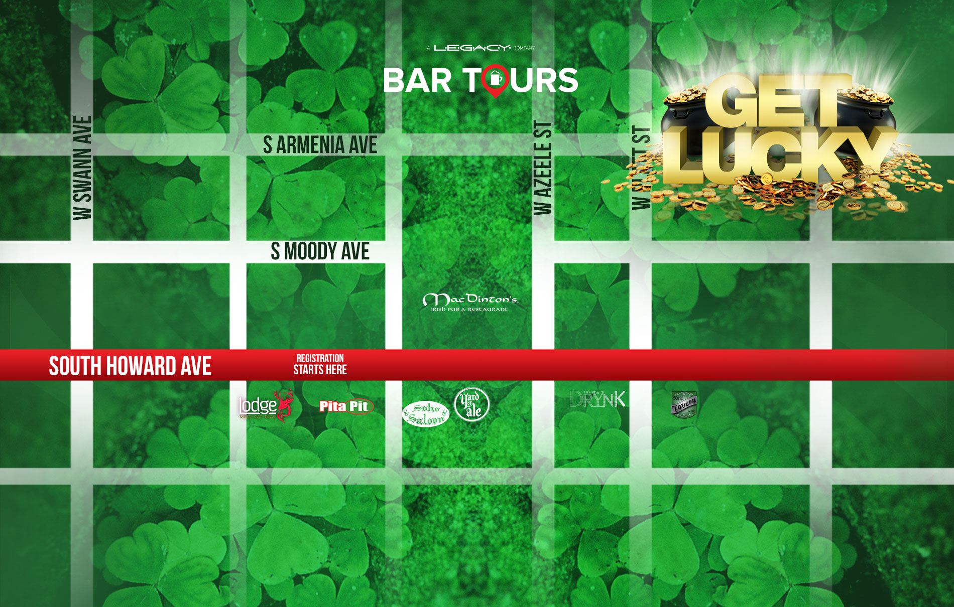 Bar Tours By Legacy Production Group Bar Crawls In Your